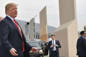 Bức tường chia cắt quan điểm nước Mỹ