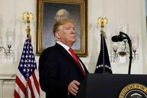 Ông Trump bị đảng Dân chủ 'dội gáo nước lạnh'