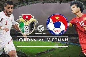 Những điều thú vị về Jordan - đối thủ của tuyển Việt Nam tại Asian Cup