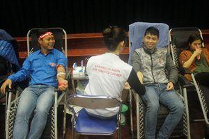 Hội ngộ những 'chiến binh hiến máu' tại Chủ Nhật đỏ
