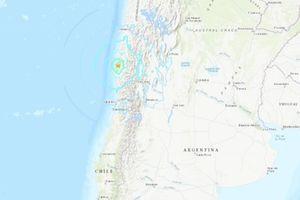 Chile lại rung chuyển bởi động đất 6,7 độ richter