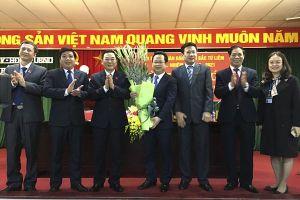 6 tỉnh, TP bổ nhiệm nhân sự