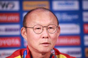 HLV Park Hang Seo: 'Tuyển Việt Nam không chỉ biết phòng ngự'