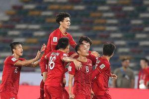 Lịch thi đấu Asian Cup 2019 hôm nay 20/1: Việt Nam vs Jordan mở màn vòng 1/8