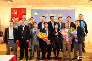 Karate Nghệ An đại hội lần II, chung tay phát huy thế mạnh