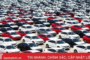 Việt Nam chi bao nhiêu tỉ USD nhập khẩu ôtô trong năm 2018?