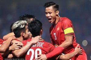 Hạ Jordan trên chấm luân lưu 11m, Việt Nam thẳng tiến vào chơi Tứ kết