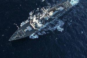 Hải quân Nga giám sát khu trục hạm Mỹ ở Biển Đen