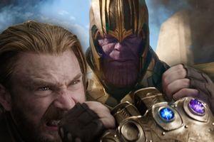 Lộ giả thuyết lý giải vì sao Thanos không 'xử đẹp' Captain America trong cuộc chiến Vô Cực