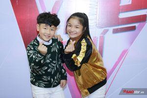 Đào Đình Anh Tuấn, Thanh Hằng tiếp thêm 'lửa' khi xuất hiện tại vòng tuyển sinh The Voice Kids mùa 7