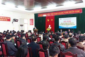 Sở TN&MT tỉnh Thừa Thiên Huế: Tiếp tục đẩy mạnh cải cách thủ tục hành chính