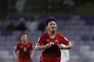 Bình chọn cầu thủ xuất sắc nhất vòng bảng Asian Cup 2019: Quang Hải đang dẫn đầu