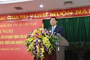 Triển khai nhiệm vụ năm 2019 của Liên minh HTX Việt Nam và Bộ Văn hóa, Thể thao và Du lịch