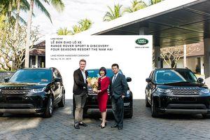 Land Rover Việt Nam vừa bàn giao lô xe cao cấp trị giá hơn 22 tỷ