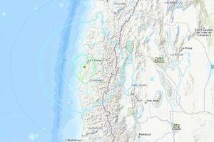 Động đất 6,7 độ Richter tại Chile