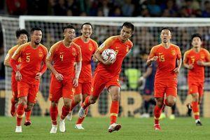 Đánh bại Thái Lan, Trung Quốc theo chân Việt Nam vào tứ kết Asian Cup