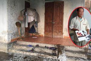 Băng nhóm tín dụng đen ném 'bom bẩn' vào nhà dân, dọa bắn cả công an xã ở Nghệ An