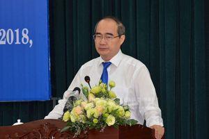 Năm 2018, Đảng bộ TP Hồ Chí Minh kết nạp hơn 9.160 đảng viên mới