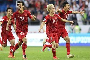 VietinBank thưởng nóng đội tuyển Việt Nam 1 tỷ đồng