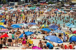Australia vật vã trong đợt nắng nóng lịch sử