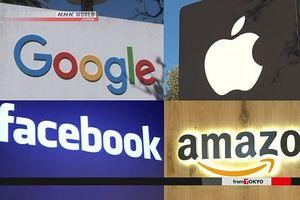 Nhật Bản điều tra 4 công ty công nghệ hàng đầu của Mỹ