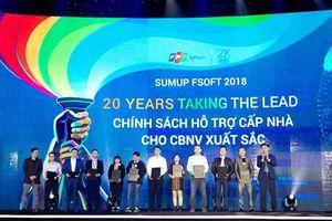 FPT Software thực hiện chính sách hỗ trợ cấp nhà cho 20 kỹ sư CNTT trẻ