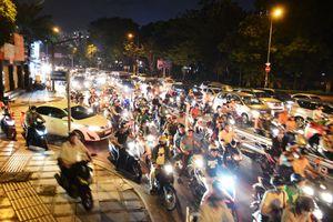 Việt Nam có thêm 3,4 triệu xe máy trên đường phố năm qua