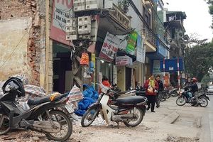 Giải phóng mặt bằng tại phường Minh Khai, quận Hai Bà Trưng: Hiệu quả từ sự đồng thuận