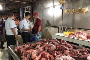 TP.HCM phát hiện 1.200kg phụ phẩm bò bẩn