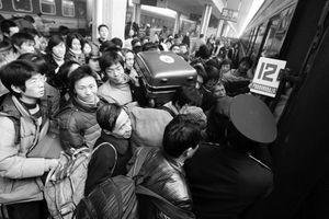 Trung Quốc vào mùa 'xuân vận' Tết Kỷ Hợi