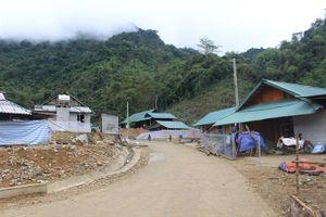 Xóm Nhạp hồi sinh sau trận lở núi kinh hoàng