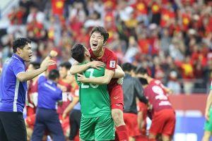Linh nghiệm 'lời sấm' của thầy Park và chiến thắng của tuyển Việt Nam