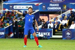 Sao Pháp gốc Việt trực tiếp cổ vũ tuyển Việt Nam đấu Jordan