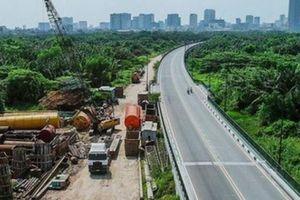 Kêu khó lãi suất vay, nhà đầu tư cao tốc Trung Lương - Mỹ Thuận 'dọa' kéo dài dự án