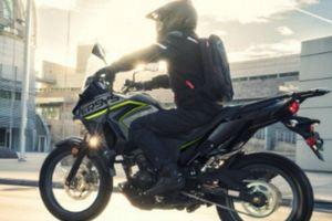 2019 Kawasaki Versys-X 300: Môtô gây sốt dân tập chơi