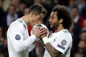 Marcelo sẽ phải rời Real Madrid vì chú nhóc Reguilon