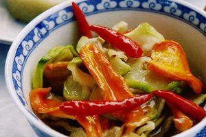 Muốn dạ dày khỏe mạnh, hãy tránh ăn những thực phẩm sau