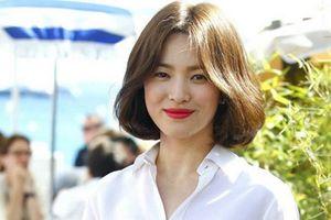 Song Hye Kyo bật mí cách giữ nhan sắc không tuổi dù ngấp nghé U40