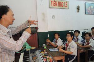 Cần số lượng lớn giáo viên Âm nhạc, Mỹ thuật ở cấp THPT