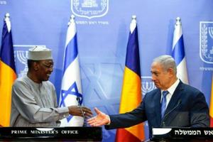 Israel và Chad chính thức nối lại quan hệ ngoại giao sau gần nửa thế kỷ