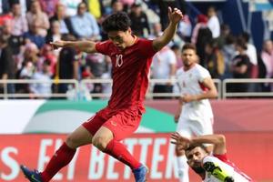 Fox Sports: ĐT Việt Nam lạnh lùng và bản lĩnh khiến Jordan phải trả giá