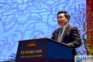 'Ngoại giao Việt Nam: Chủ động, sáng tạo, hiệu quả, thực hiện thắng lợi Nghị quyết Đại hội Đảng lần thứ XII'