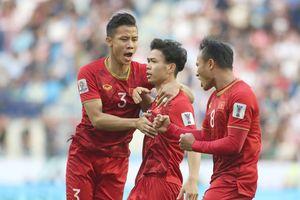 HLV Vital Borkelmans: 'Jordan đã e sợ trước Việt Nam chơi quá hay'
