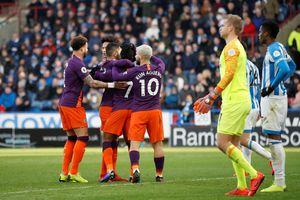 Man City vượt qua mốc 100 bàn ở mùa giải này