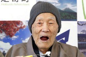 Cụ ông Nhật Bản sống lâu nhất thế giới qua đời, thọ 114 tuổi