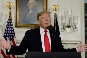 Đề xuất cứu vãn ngân sách bị bác, Tổng thống Trump công kích đảng Dân chủ