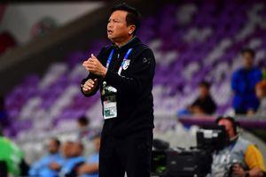 HLV Thái Lan: 'Không có gì phải xấu hổ khi thua Trung Quốc'