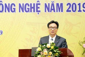Phó thủ tướng: Cơ chế chưa đủ để doanh nghiệp 'xông' vào phát triển khoa học