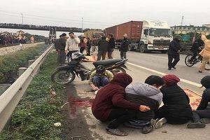 Nạn nhân vụ tai nạn giao thông kinh hoàng ở Hải Dương là cán bộ xã và cán bộ thôn