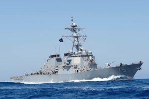 Nga tố Mỹ đưa chiến hạm tới Biển Đen vì động cơ chính trị